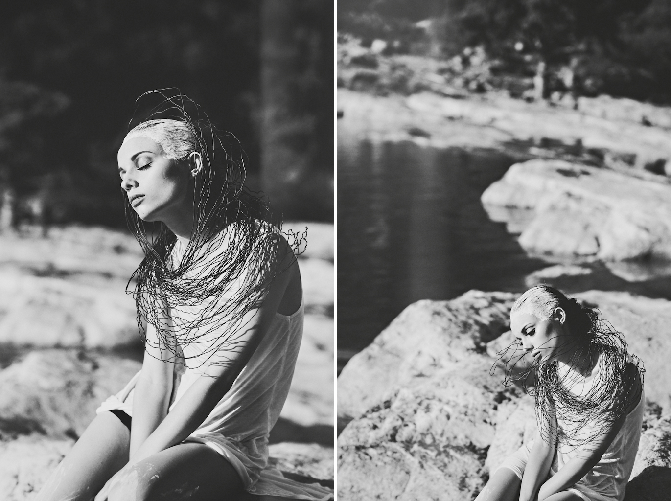 """sisters of the black moon"" ""free people"" ""fashion photography"" ""briana puser"""