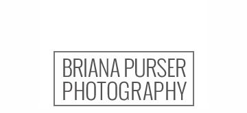 Austin Wedding Photographer | BRIANA PURSER logo